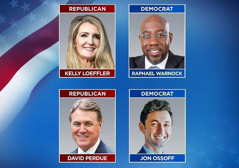 Νέο εκλογικό θρίλερ στη Τζόρτζια – Δημοκρατικοί και Ρεπουμπλικάνοι ανακοίνωσαν ότι κέρδισαν