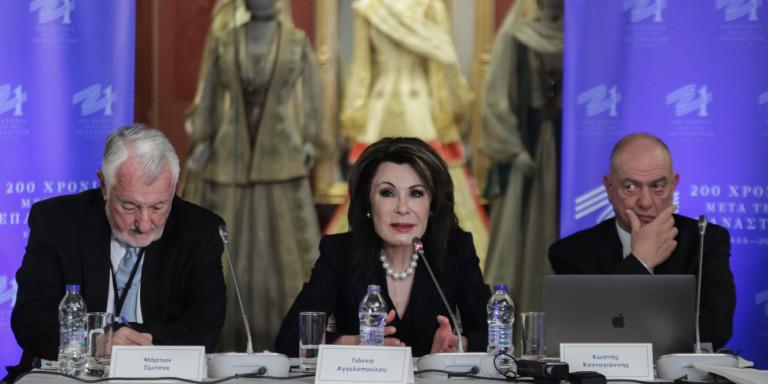 """""""Ελλάδα 2021"""": Τι έχει ετοιμάσει η Επιτροπή της Γιάννας Αγγελοπούλου για τα 200 χρόνια ανεξαρτησίας"""