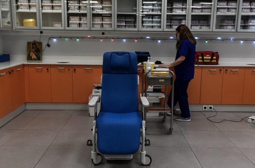 Εμβολιασμός: Πληροφορίες ότι ανοίγει η πλατφόρμα και για τους 40 έως 49 ετών