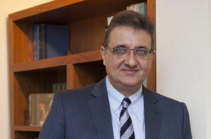 Θετικός στον κοροναϊό ο πρόεδρος του Πανελλήνιου Ιατρικού Συλλόγου