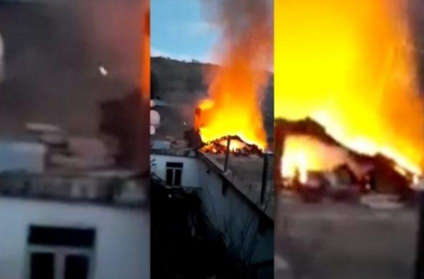 Ξάνθη: Νεκρό ζευγάρι ηλικιωμένων από φωτιά στο σπίτι τους