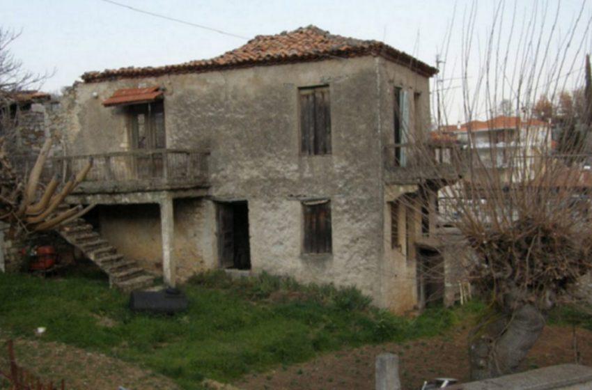 Γίνεται μνημείο το σπίτι που γεννήθηκε ο Νίκος Γκάτσος