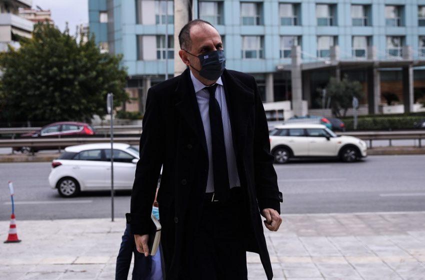 Γεραπετρίτης: Ανοιχτό το ενδεχόμενο για αιφνιδιαστικά μέτρα