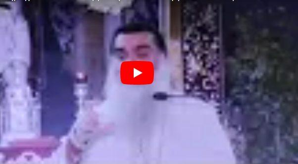 Παραδοχή που σοκάρει από ιερέα στο Αγρίνιο: Κοινώνησα με το ίδιο κουτάλι ασθενείς του κοροναϊού με υγιείς πιστούς (vid)