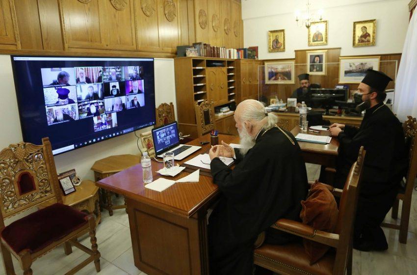 Θύελλα στην Τουρκία από τις δηλώσεις Ιερώνυμου για το Ισλάμ – Διευκρινιστική δήλωση της αρχιεπισκοπής (vid)