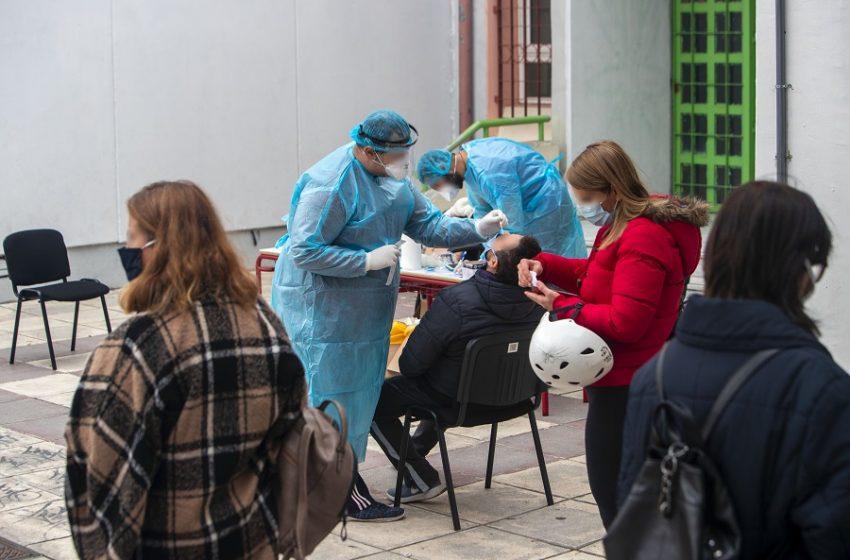 Θεσσαλονίκη: Τι δείχνουν οι νέες μετρήσεις στα λύματα για την εξάπλωση του ιού