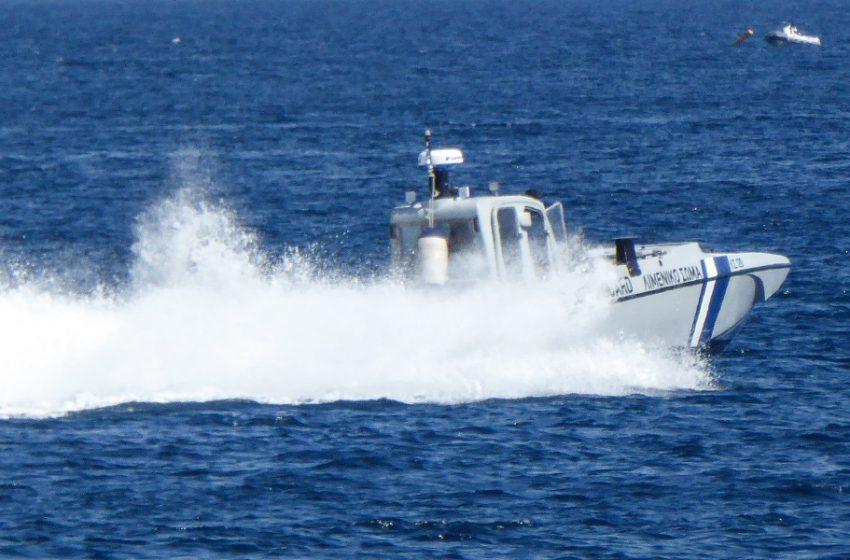 Ένταση στα Ίμια: Σύγκρουση ελληνικού και τουρκικού σκάφους (vid)