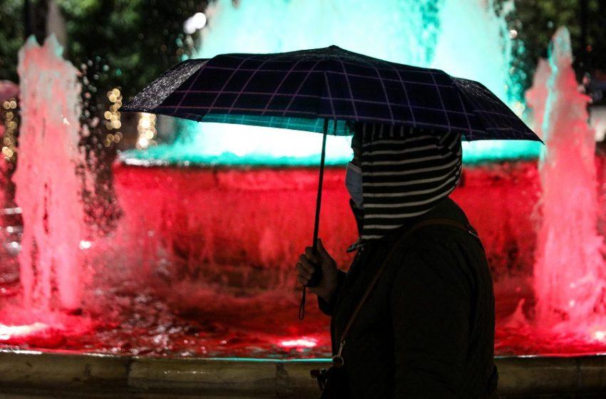 Προσοχή: Επιδείνωση του καιρού από την Παρασκευή με βροχές, σκόνη και ισχυρούς ανέμους