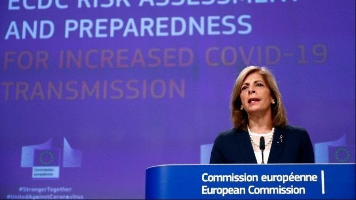 """Εμβόλιο Moderna: Το """"πράσινο φως"""" της Ευρωπαϊκής Επιτροπής θα δοθεί σύντομα, σύμφωνα με την Επίτροπο Υγείας"""