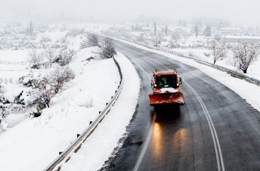 Ενημέρωση για κλειστούς δρόμους στην Αττική και σε όλη τη χώρα