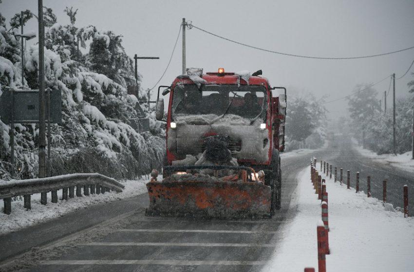 Νεότερη ενημέρωση: Ποιοι δρόμοι είναι κλειστοί