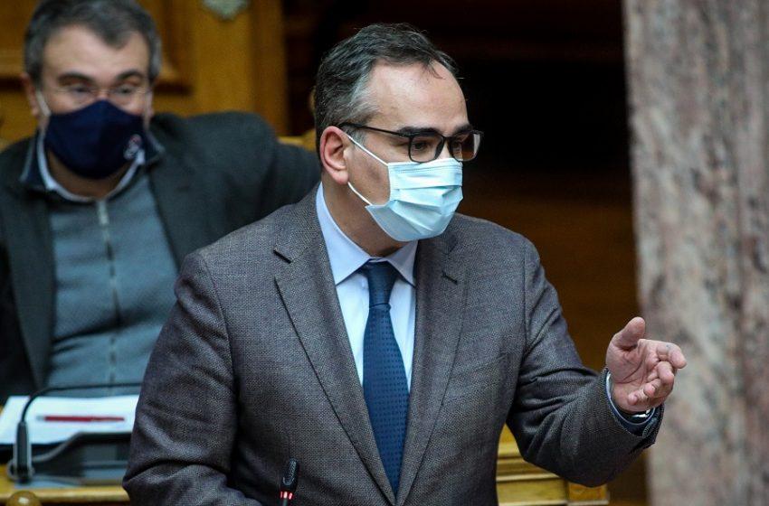 Κοντοζομάνης για Θεσσαλονίκη: Απέφυγε να αναφερθεί στο ότι αγνοήθηκαν οι ειδικοί, επιτέθηκε στο ΣΥΡΙΖΑ