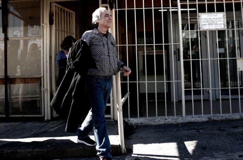 Ο πρώην γ.γ. της Ένωσης Δικαστών – Εισαγγελέων ζητά την ανάκληση της ανακοίνωσης για Κουφοντίνα