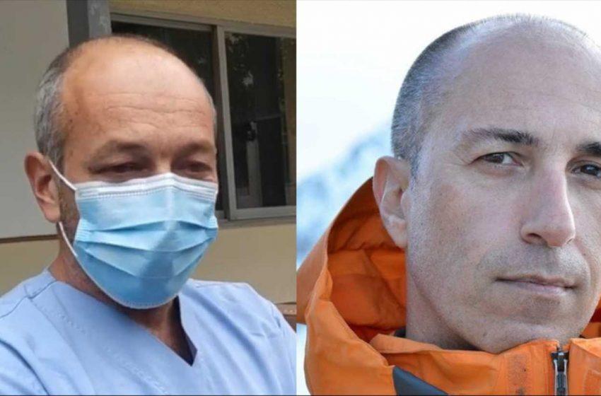 Θρήνος στη Λάρισα για το χαμό των δύο γιατρών – Ήταν στην πρώτη γραμμή της μάχης κατά του ιού