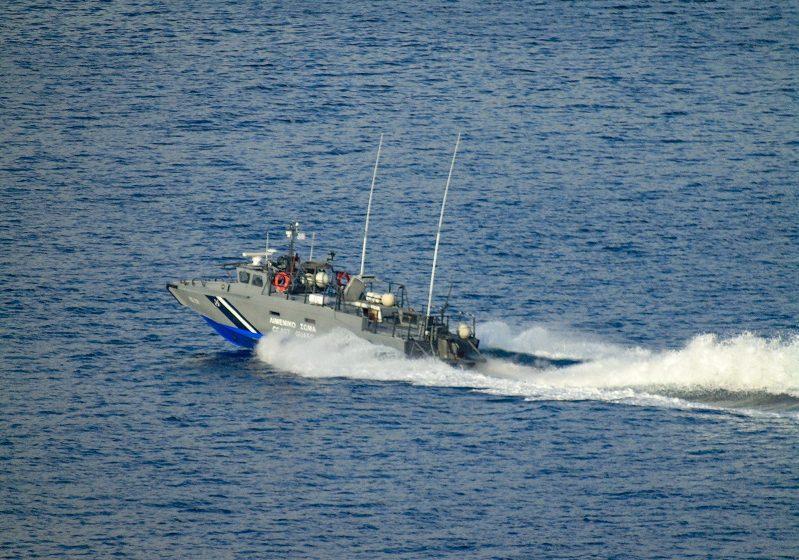 Επεισόδιο στη Χίο: Τουρκικές ακταιωροί παρενόχλησαν δύο σκάφη της Frontex