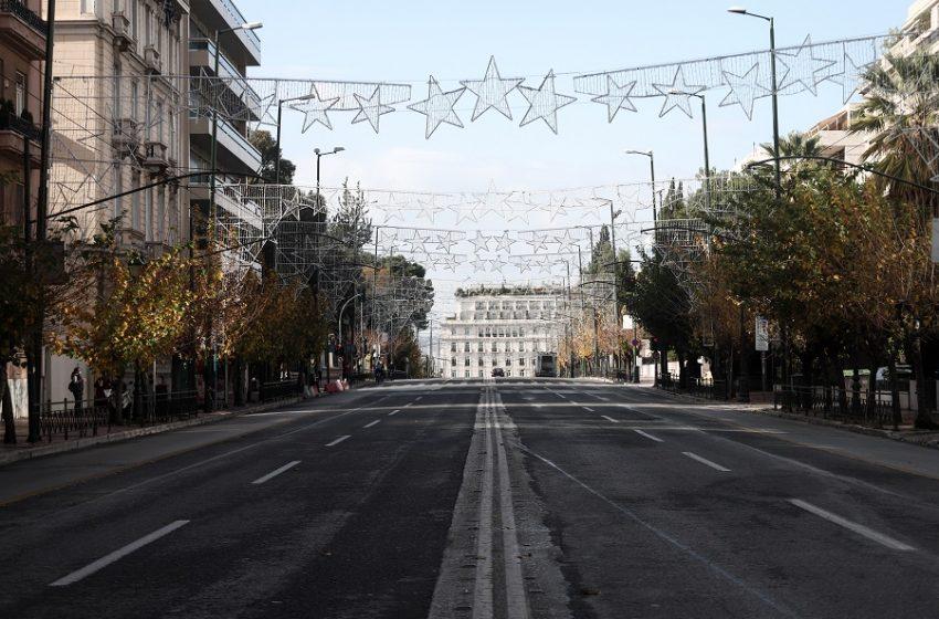 Δερμιτζάκης – Σαρηγιάννης: Σκληρό lockdown για δύο με τρεις εβδομάδες