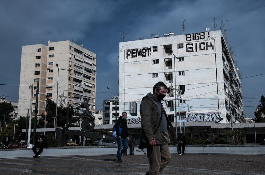 """Παρατείνεται το lockdown, """"ξεσπάει"""" το ιικό φορτίο στην Αττική – Και άλλες περιοχές σε σκληρή καραντίνα"""