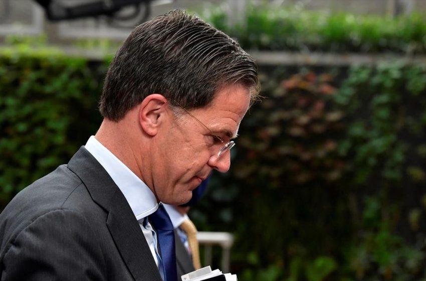 Ολλανδία: Ο πρωθυπουργός ζητά συγγνώμη για τα κρούσματα που αυξάνονται
