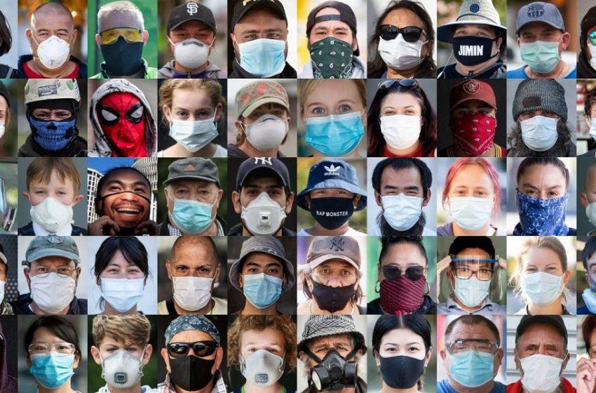 Υφασμάτινες – χειρουργικές μάσκες: Ο ΠΟΥ ξεκαθαρίζει και παίρνει θέση για την αποτελεσματικότητα στις μεταλλάξεις του ιού