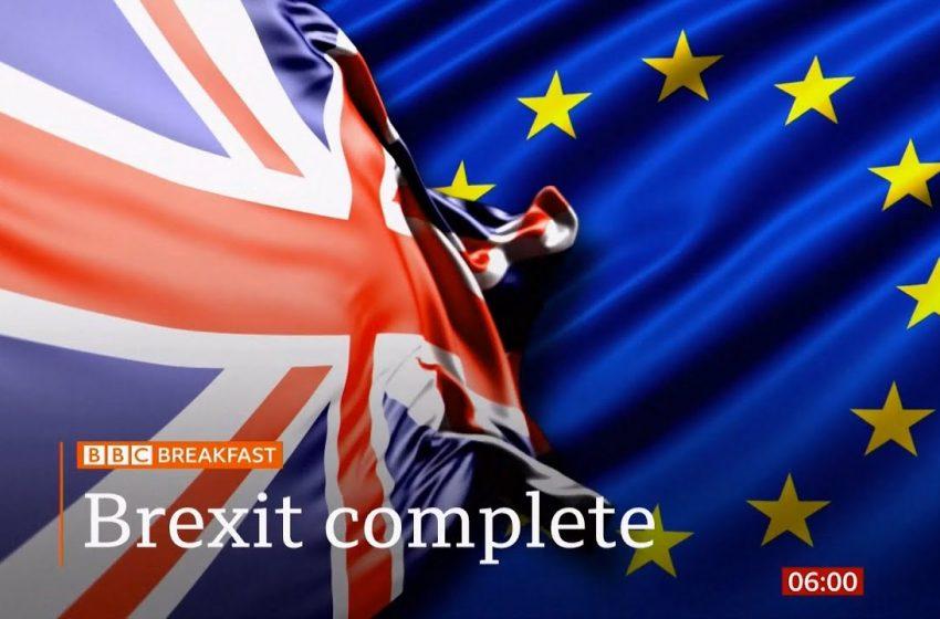 Ηνωμένο Βασίλειο, αλλαγή εποχής- Αμφιθυμία στον βρετανικό Τύπο για την έξοδο από την Ε.Ε