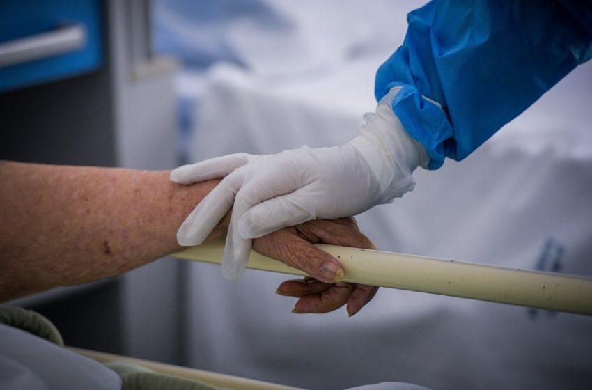 Δραματική προειδοποίηση: Το ΕΣΥ δεν μπορεί να αντέξει τρίτο κύμα της πανδημίας