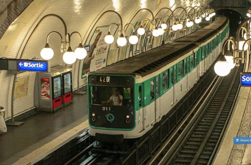"""Νέα μέτρα κατά της εξάπλωσης στη Γαλλία: """"Μην μιλάτε μέσα στο μετρό"""""""