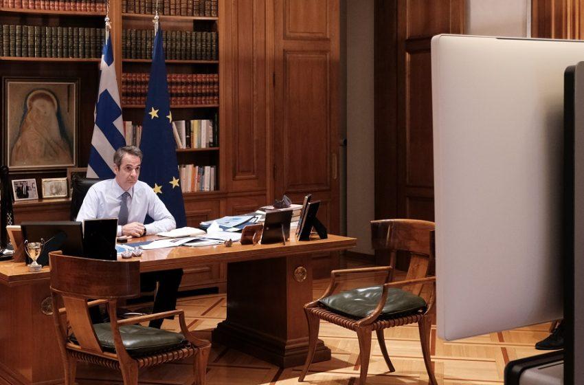 Μητσοτάκης: Η Ελλάδα είναι έτοιμη να αυξήσει σημαντικά τους αριθμούς των εμβολίων