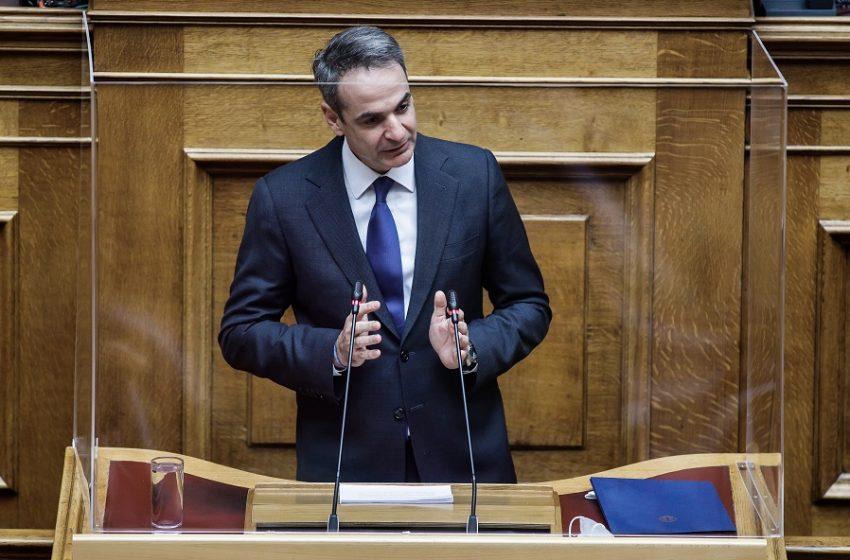 Μητσοτάκης: Η Ελλάδα μπορεί να επεκτείνει τα χωρικά της ύδατα και στην Κρήτη όταν το επιλέξουμε και όταν το επιτρέψουν οι συνθήκες