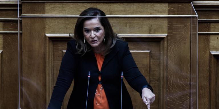 Μπακογιάννη: Να ζητήσουμε επίσημα εξηγήσεις από Μάας γιατί έμεινε μουγκός στις προκλήσεις Τσαβούσογλου κατά της Ελλάδας