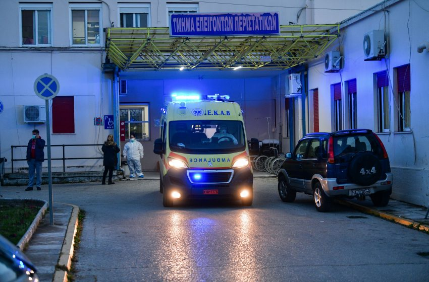 Κοροναϊός : 733 νέα κρούσματα και 21 θάνατοι – Στους 262 οι διασωληνωμένοι