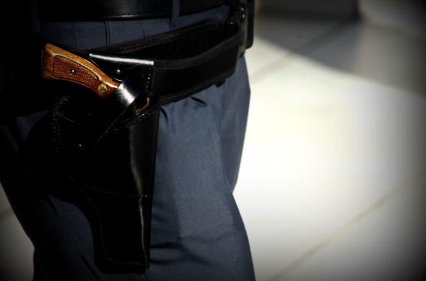 Έκλεψαν το όπλο αστυνομικού από το διαμέρισμά του στο Περιστέρι