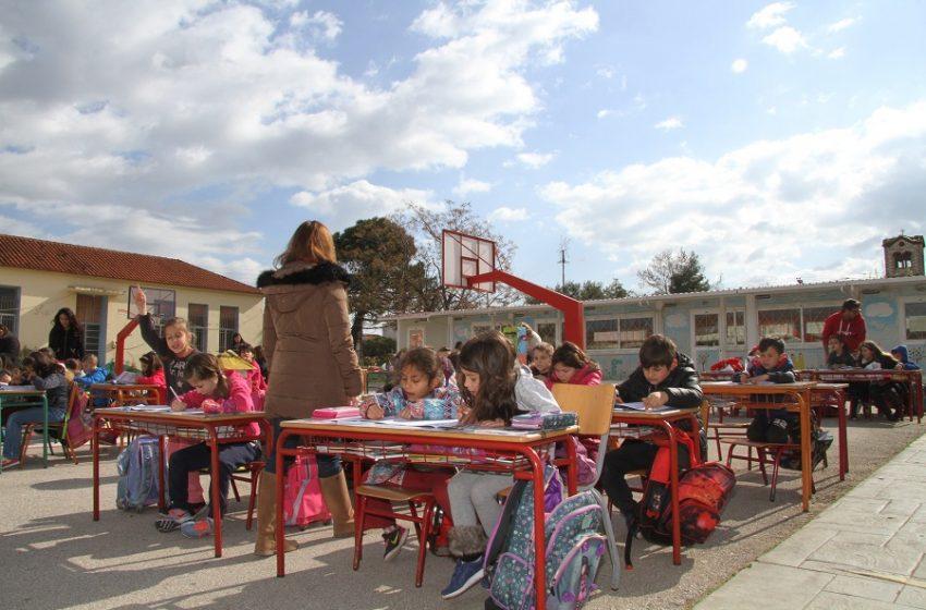 Σχολείο ζήτησε από τους μαθητές να φέρουν μαζί τους και μια… κουβερτούλα
