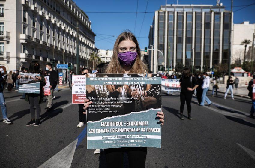 """Επίσημο: Με sms """"6"""" επιτρέπεται η μετακίνηση για το συλλαλητήριο"""