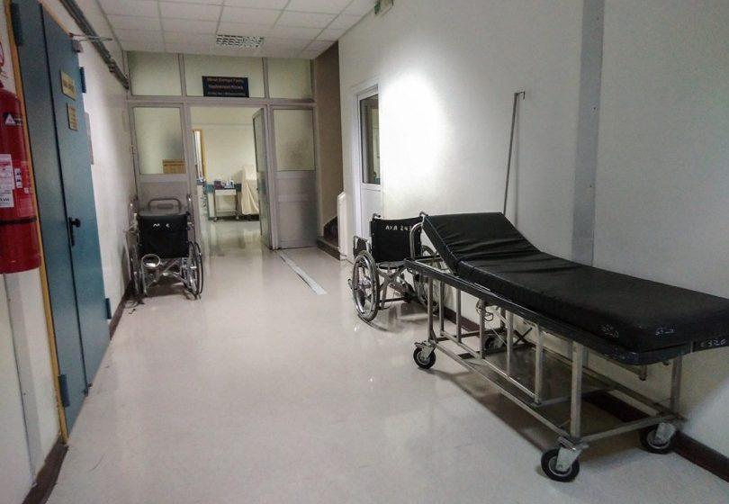 """Καταγγελίες για διασπορά κοροναϊού στο νοσοκομείο """"Αγιος Ανδρέας"""" στην Πάτρα"""