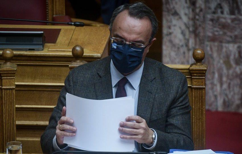 Σταϊκούρας: Από τον προϋπολογισμό του 2021 τα κονδύλια για τη στήριξη της οικονομίας – Θα ξεπεράσουν τα 7,5 δισ. ευρώ