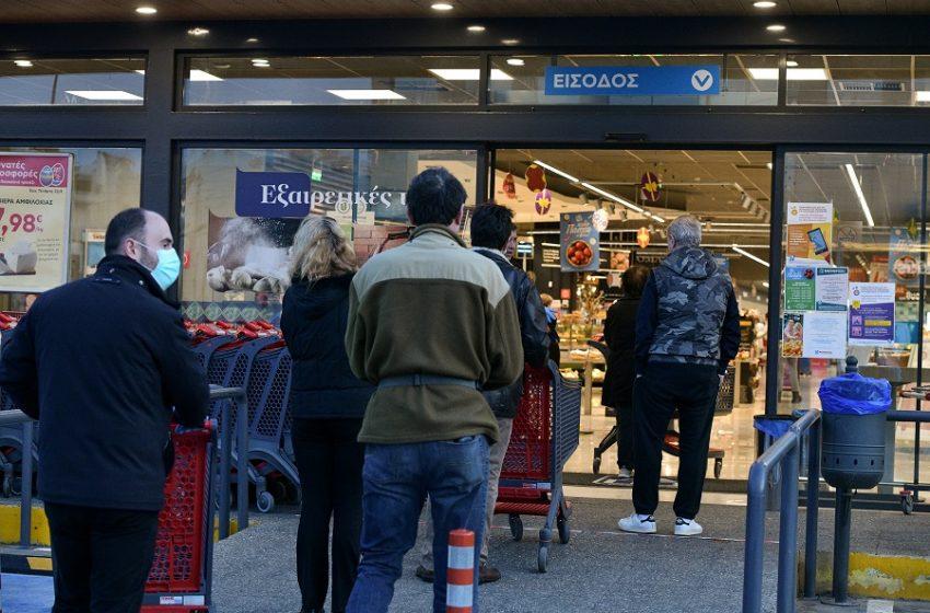 Πότε ανοίγουν σούπερ μάρκετ και καταστήματα