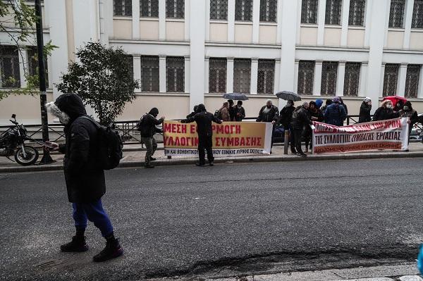 Yπ. Προστασίας του Πολίτη για συναθροίσεις: Στόχος το άλυτο πρόβλημα της όχλησης της πόλης από λίγους διαδηλωτές