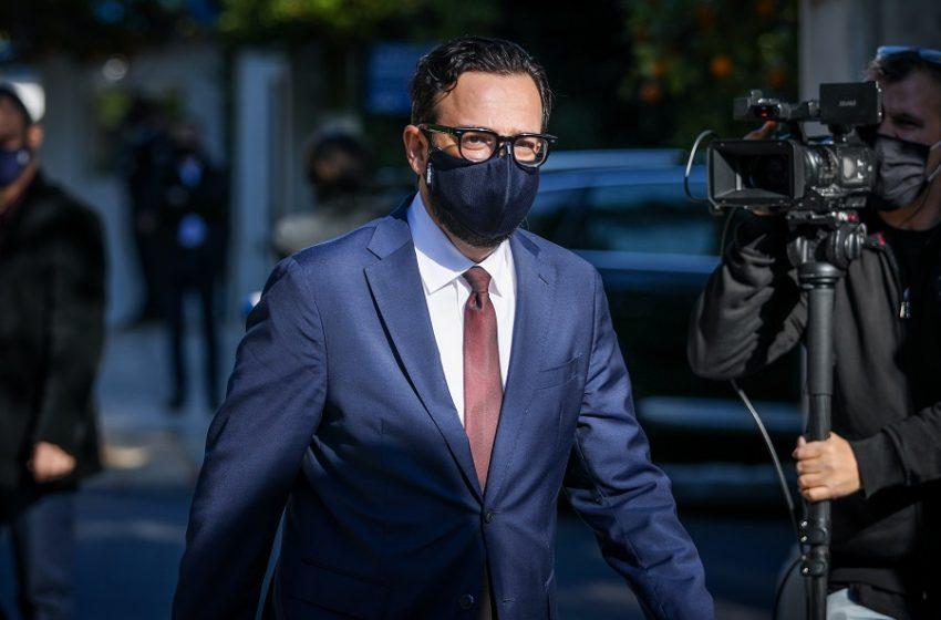 Ταραντίλης: Η κυβέρνηση θα περίμενε από τον κ. Τσίπρα να είναι καλύτερα ενημερωμένος – Ο πρωθυπουργός θα ζητήσει συζήτηση πολιτικών αρχηγών