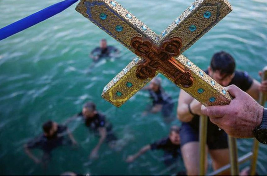 Δεν θα τελέσει καθαγιασμό των υδάτων ο Ιερώνυμος σε ένδειξη καλής θέλησης