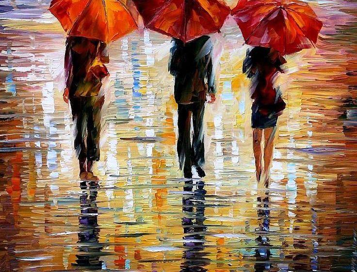 Στον ΣΥΡΙΖΑ κρατούν…ομπρέλες
