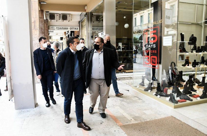 Διπλό μέτωπο: Σφοδρή κριτική για AEI – Πανδημία – Οι προτάσεις του ΣΥΡΙΖΑ για τη διάσωση των μικρομεσαίων