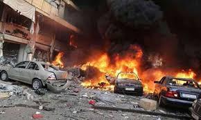 Ισχυρή έκρηξη με νεκρούς και τραυματίες στο κέντρο της Βαγδάτης