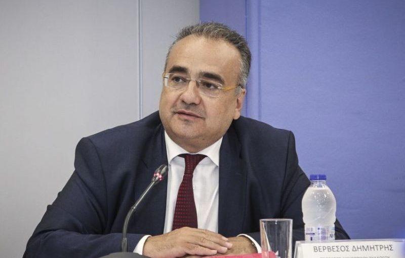 Βερβεσός: Η κυβερνητική στάση για τα 400 ευρώ θίγει την αξιοπρέπεια του κλάδου- Έντονες αντιδράσεις των δικηγόρων