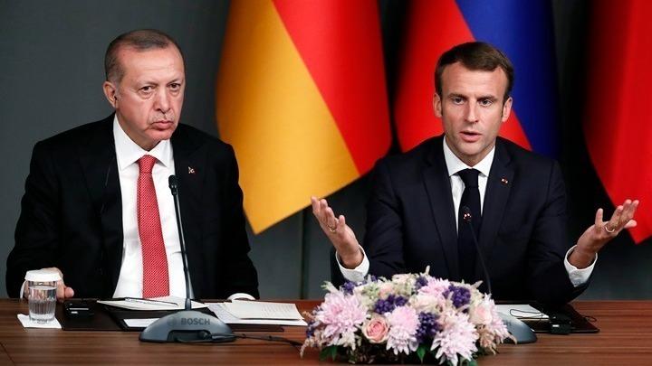 """Παρασκήνιο και επιστολές: """"Τα βρίσκουν"""" Μακρόν- Ερντογάν"""