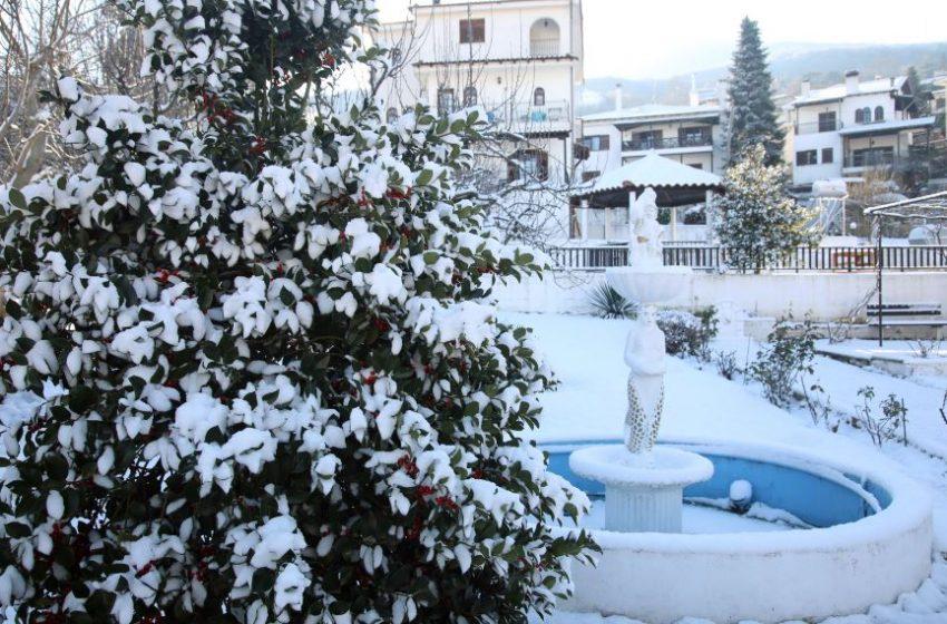 """""""Λέανδρος"""": Ερχονται χιονοπτώσεις και ισχυρό ψύχος στα κεντρικά και βόρεια απόψε"""