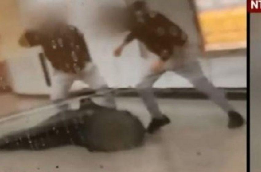 Οργή για τον ξυλοδαρμό του σταθμάρχη του μετρό- Συγκλονίζει το βίντεο- ΕΛ.ΑΣ: Πολύ κοντά στη σύλληψή τους  (vid)