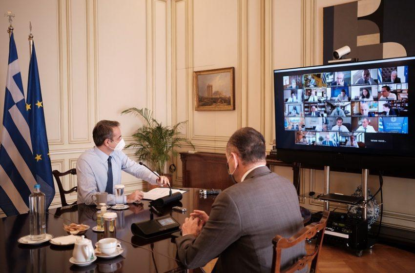 Υπουργικό με άρωμα… εκλογών – Εμβόλια, τρίτο lockdown και οικονομική ασφυξία στο τραπέζι – Τι θα πει ο πρωθυπουργός