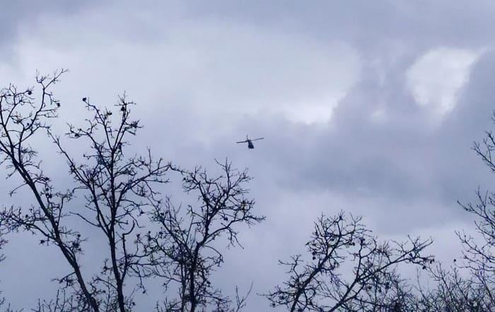 Διακόπτονται για το βράδυ οι έρευνες στα Ζαγοροχώρια – Κανένα ίχνος του αεροσκάφους