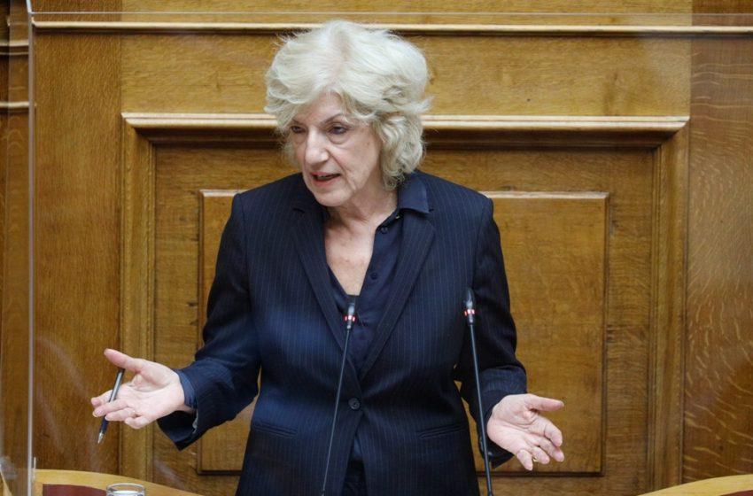 Αναγνωστοπούλου: Χαίρει ο κ. Λιγνάδης, της εμπιστοσύνης του κ. Μητσοτάκη;