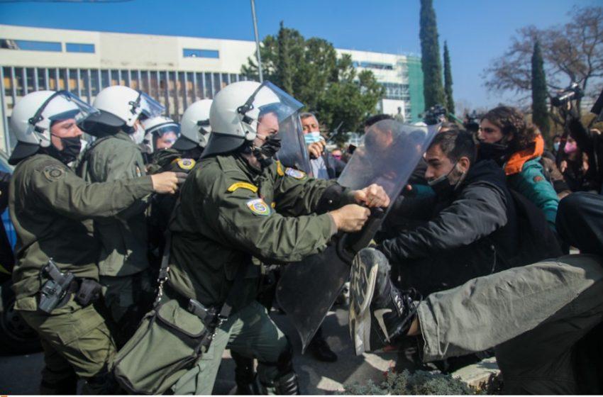 Θεσσαλονίκη: 31 συλλήψεις κατά την αστυνομική επιχείρηση στο ΑΠΘ